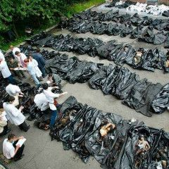 """Russia took away from Donbas 40 bodies of its soldiers in """"humanitarian convoy"""""""