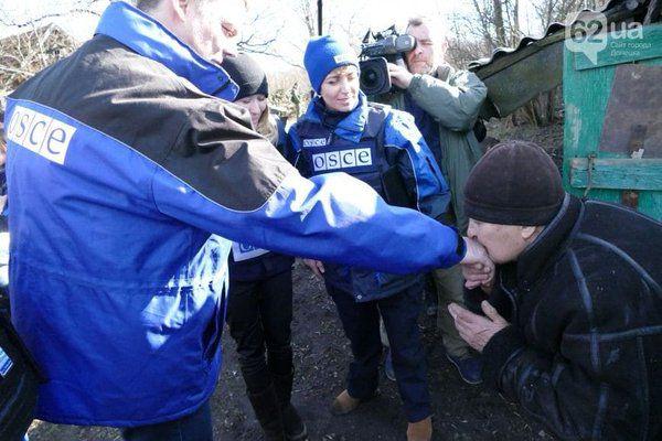 OSCE support Russian terrorist (3)