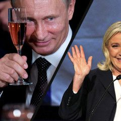 "EU ""will die"" – French presidential candidate Marine Le Pen after Russia visit"