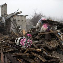 OSCE envoy Sajdik: Number of civilians killed in Donbas more than doubles