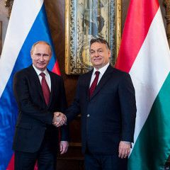 Hungarian government promises Putin to lift sanctions on Russia and hopes Trump won't provide pressure