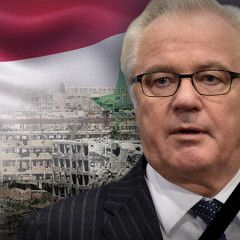 Infamous Russia's ambassador to the United Nation Vitaly Churkin died