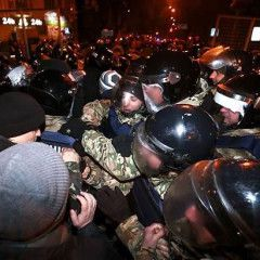 Almost half of Ukrainians willing to participate in mass protests – poll