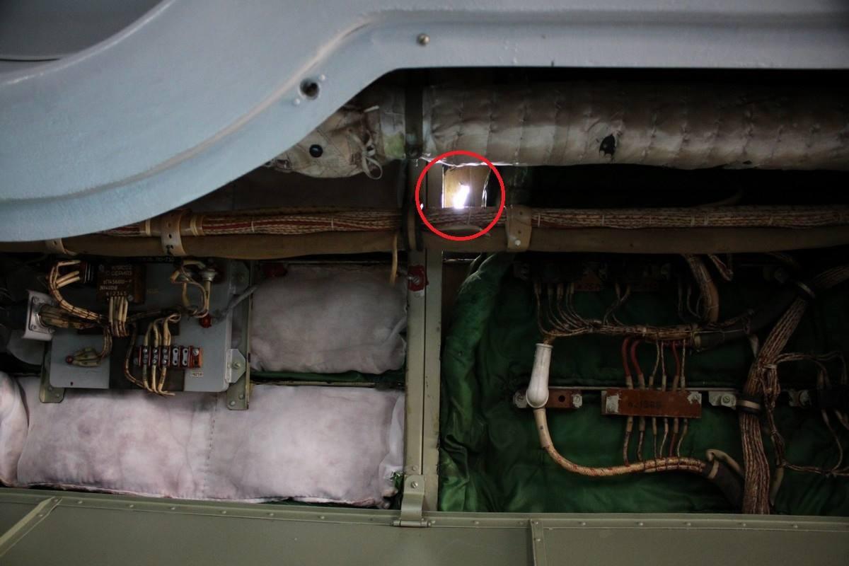 rus damaged Ukraine An-26  uaposition