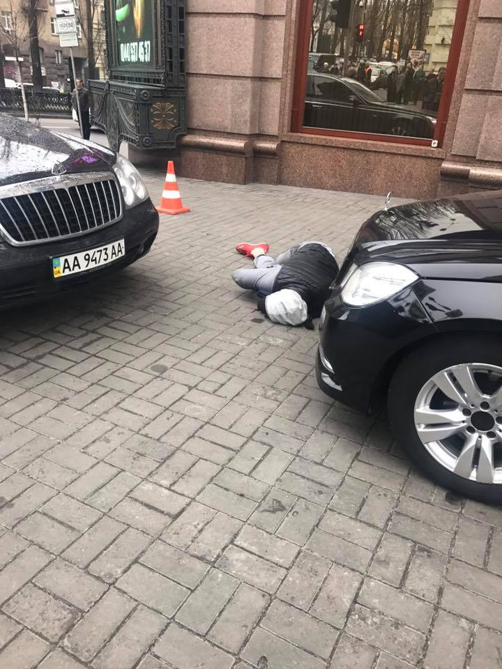 Former Russian MP Denis Voronenkov shot dead in Kyiv  (photos)