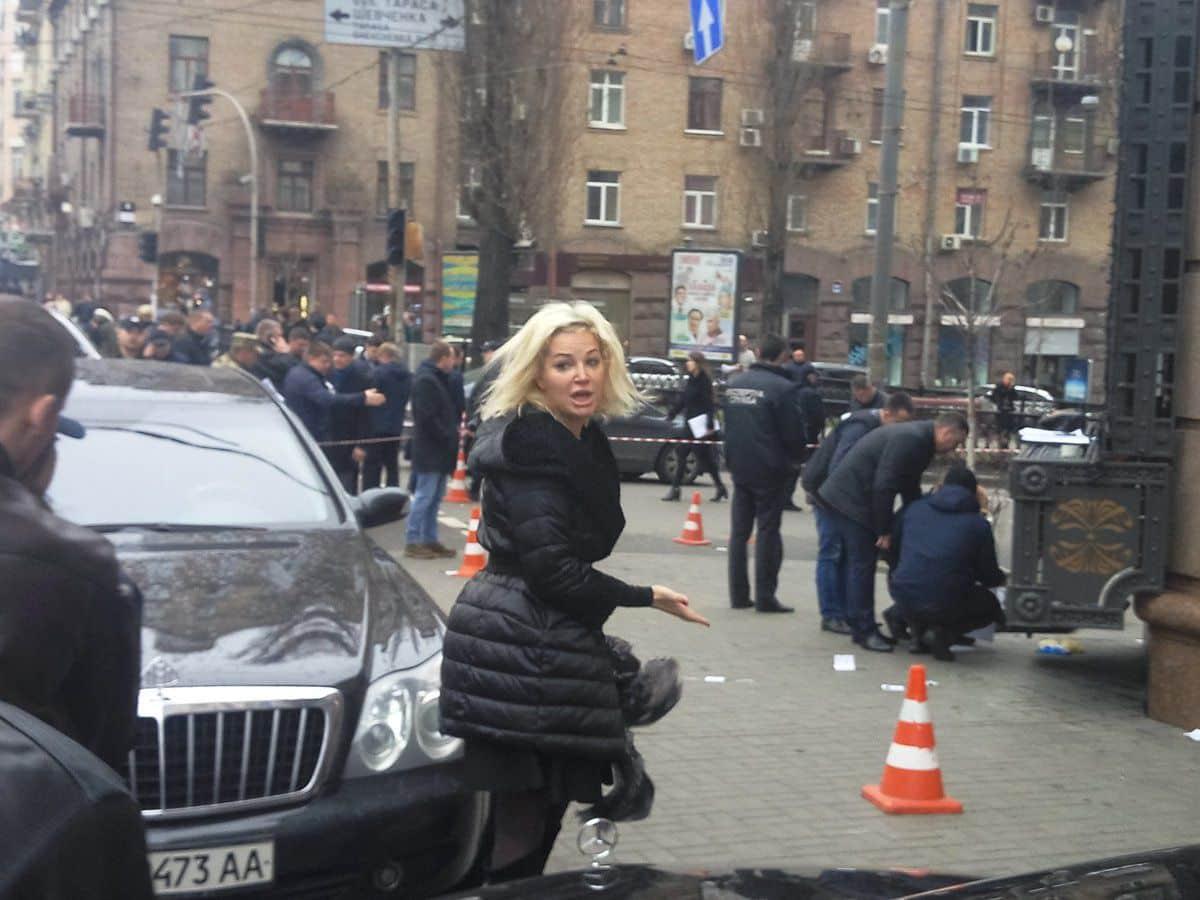 Former Russian MP Denis Voronenkov shot dead in Kyiv  (photos)