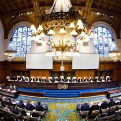 Hague court announces date of decision on Russia over Ukraine