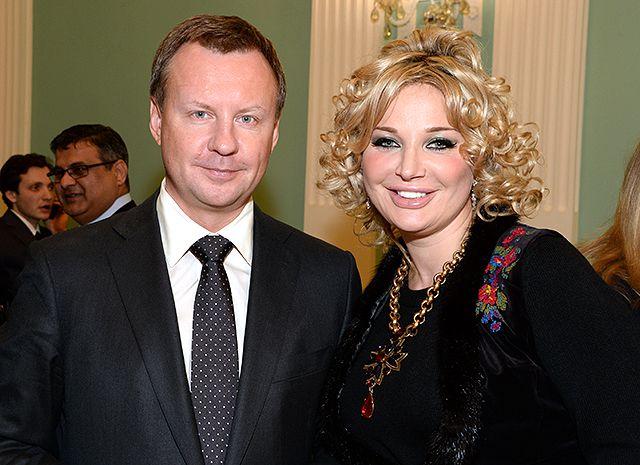 Denis Voronenkov and Maria Maksakova