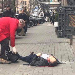 Full video how former Russian MP Denis Voronenkov was shot dead in Kyiv (Update)