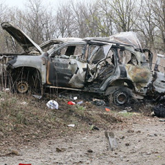 Russia uses OSCE car blast for propaganda purposes, attempts to blame Ukraine – media