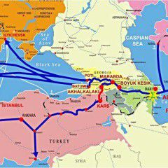 Ukraine to join development of Trans-Caspian international transport corridor