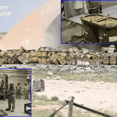 Containers for chemical weapons found at Shayrat Air Base in Syria – OSINT experts