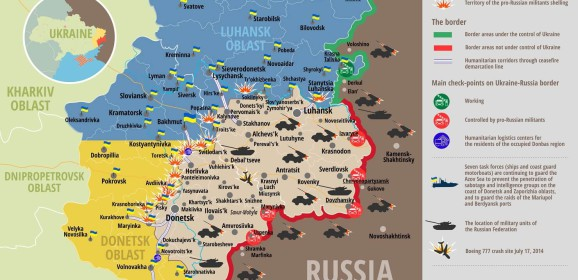 Russian troops attacked Ukrainian position in Donbas 53 times in last 24 hours: 2 soldiers killed, 6 wounded