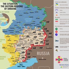 Ukraine reports 63 Russian attacks in Donbas, 1 soldier killed, 7 wounded in last day