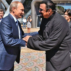 Security Service of Ukraine imposes entry ban against Hollywood actor Steven Seagal, cites threat to national security
